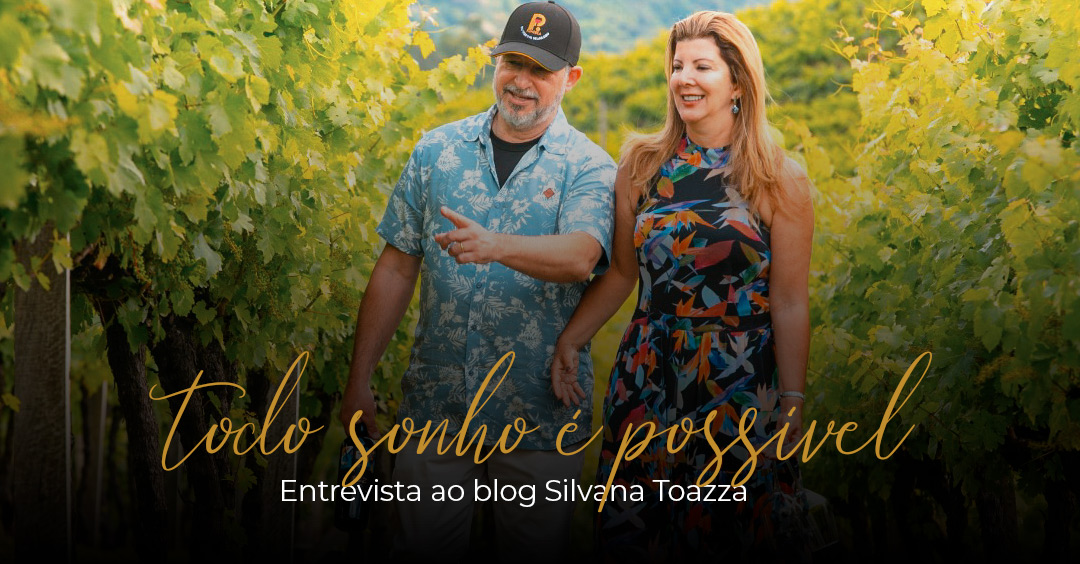 Todo sonho é possível – Entrevista a Silvana Toazza